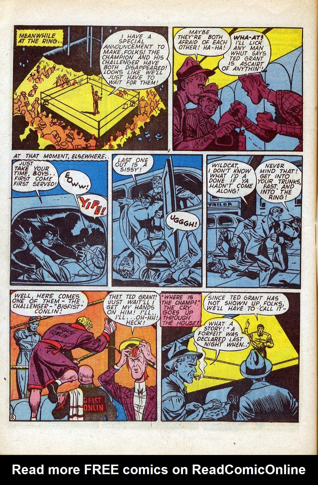 Read online Sensation (Mystery) Comics comic -  Issue #26 - 56