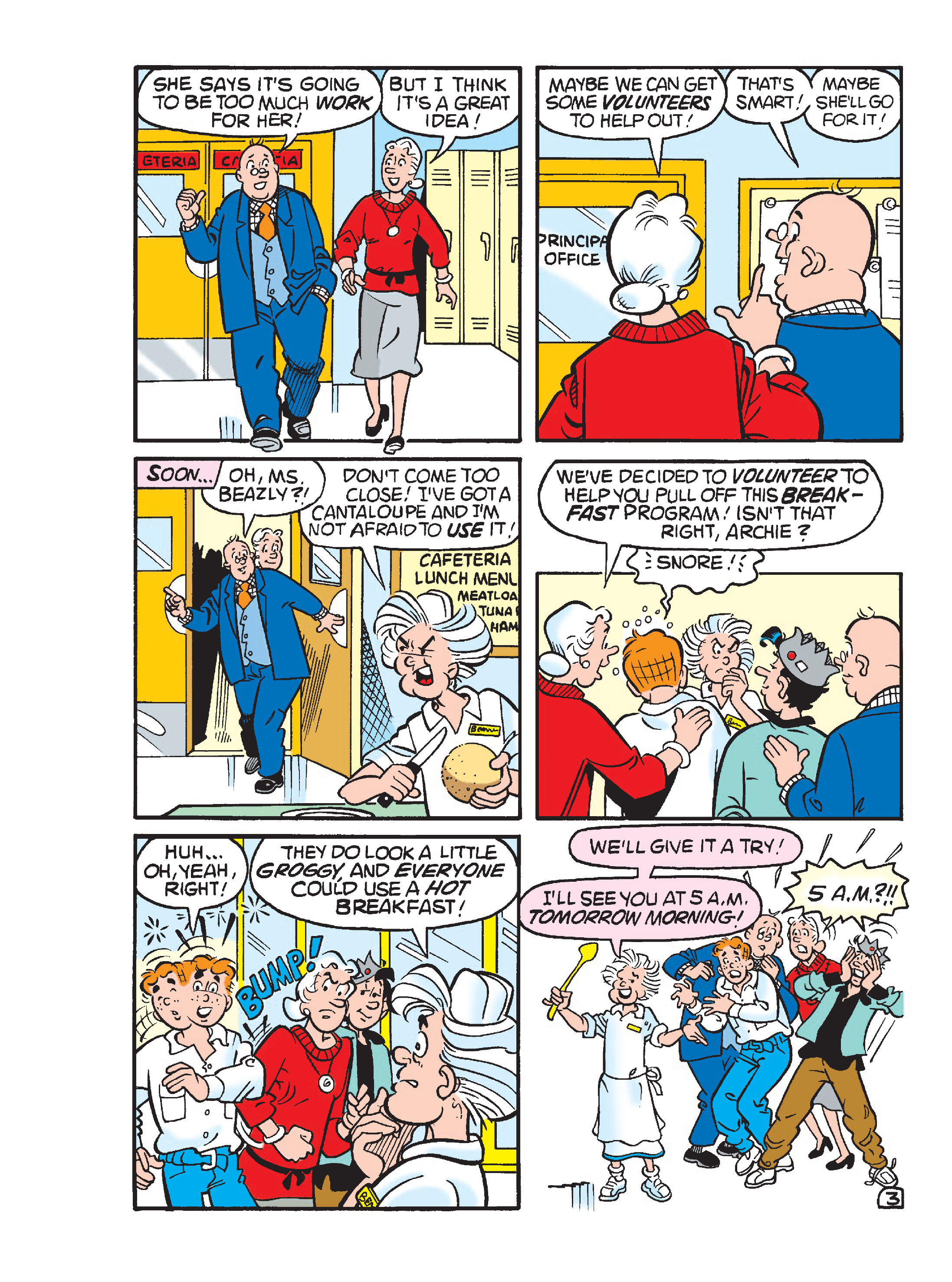 Read online World of Archie Double Digest comic -  Issue #64 - 105