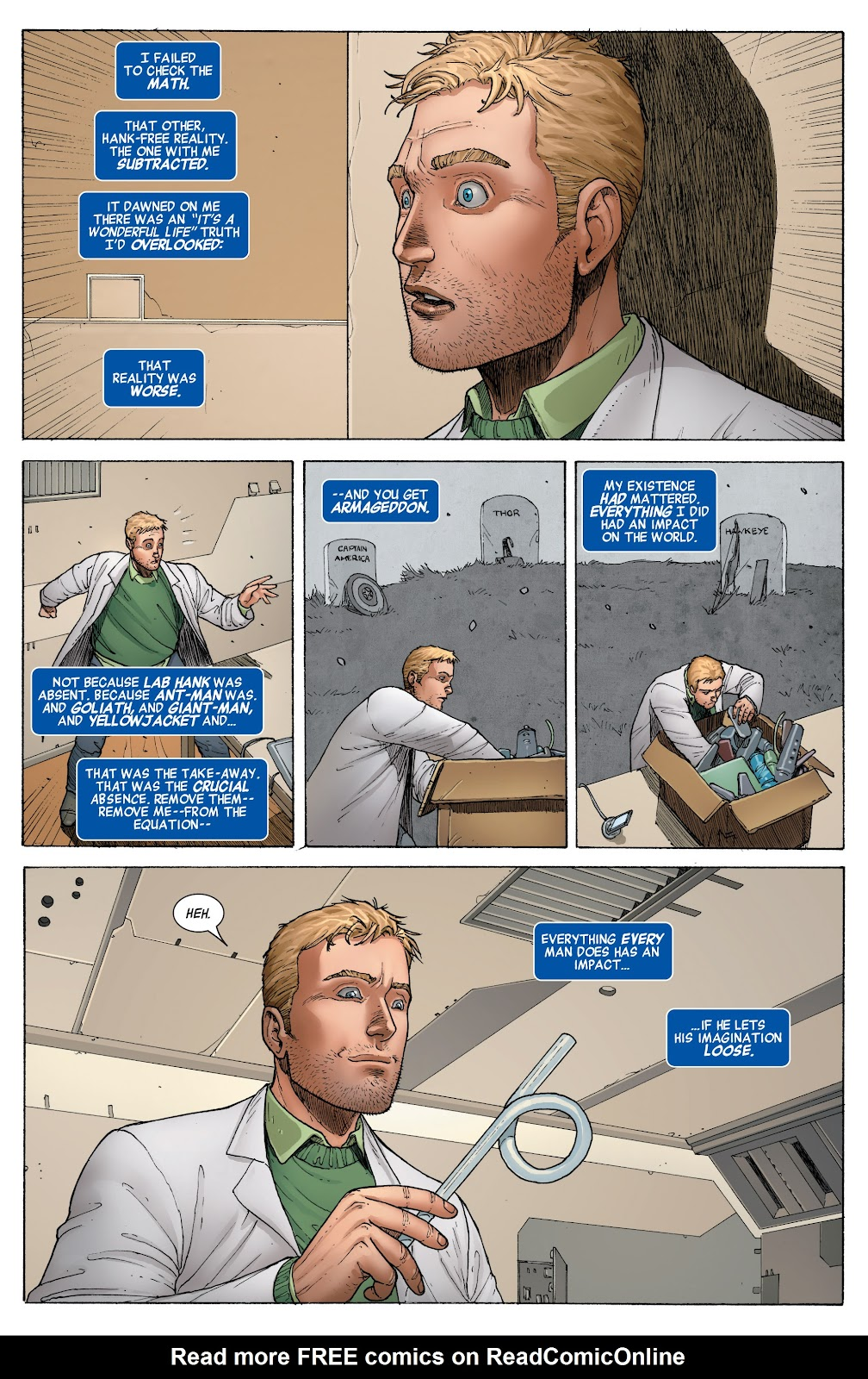 Read online Age of Ultron Companion comic -  Issue # TPB (Part 2) - 94