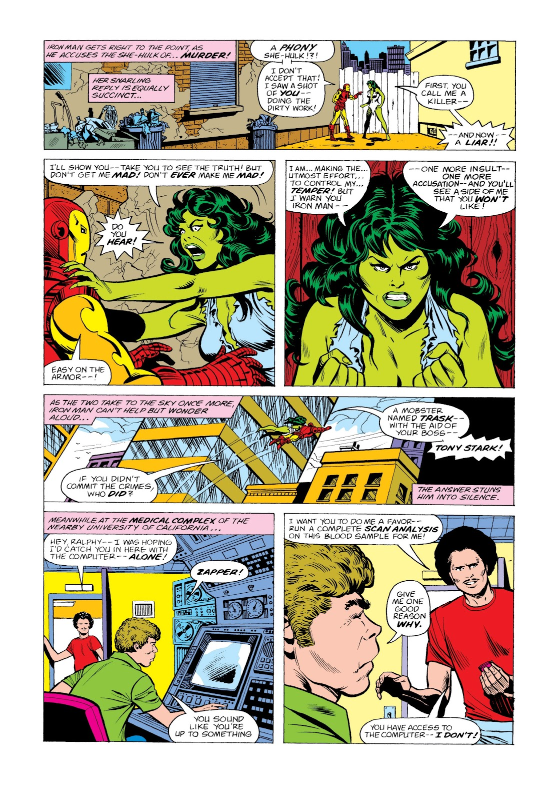 Marvel Masterworks: The Savage She-Hulk issue TPB_1_(Part_2) - Page 9