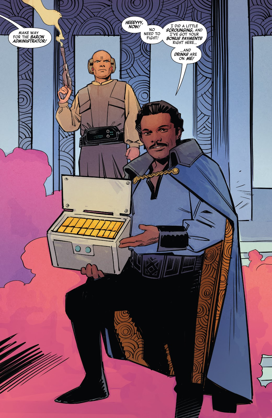 Read online Star Wars: Age of Rebellion - Heroes comic -  Issue # TPB - 52