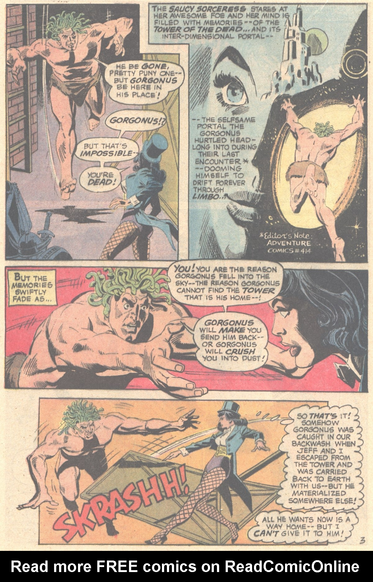 Read online Adventure Comics (1938) comic -  Issue #419 - 30