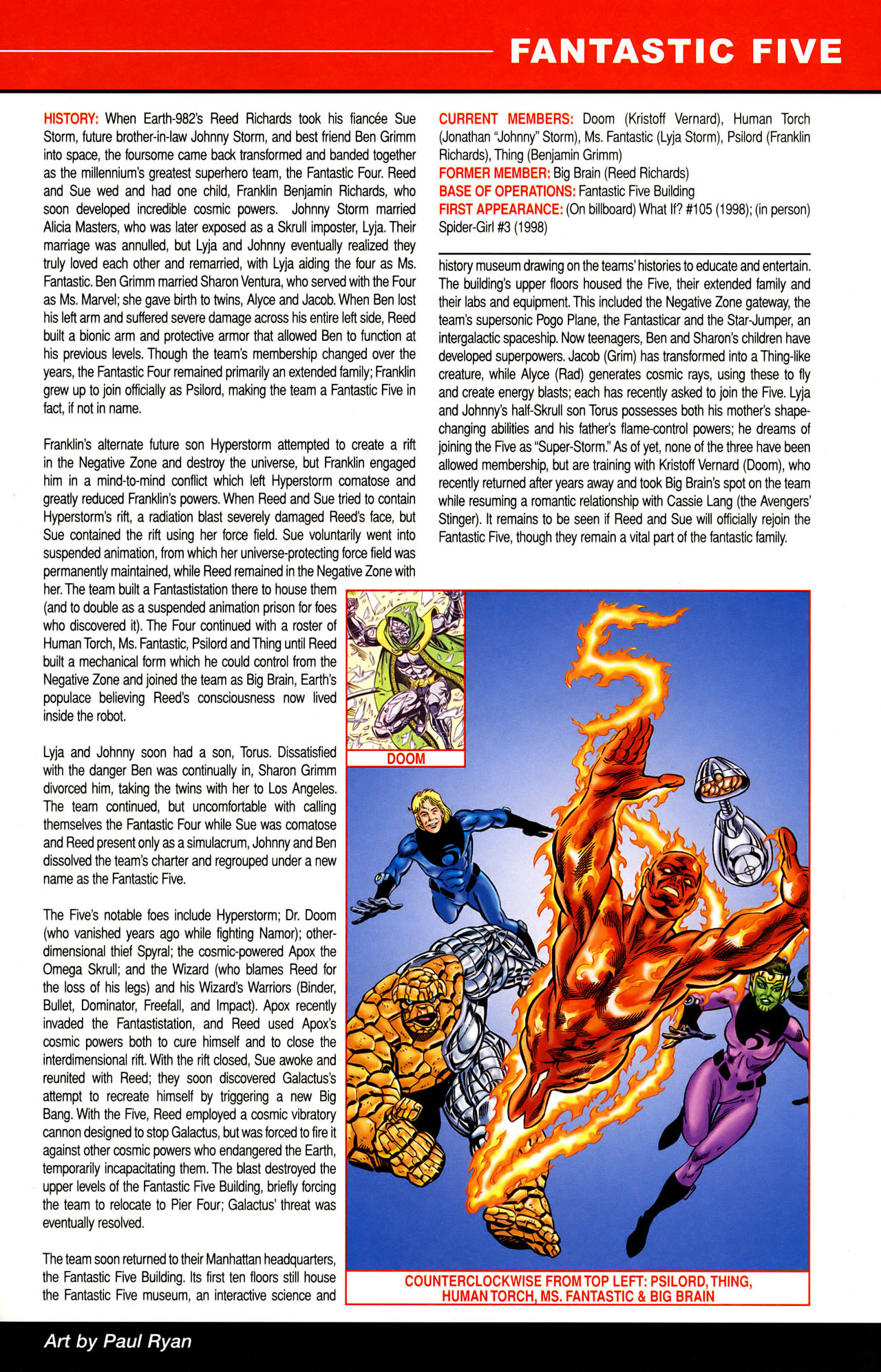 Read online All-New Official Handbook of the Marvel Universe A to Z: Update comic -  Issue #1 - 14