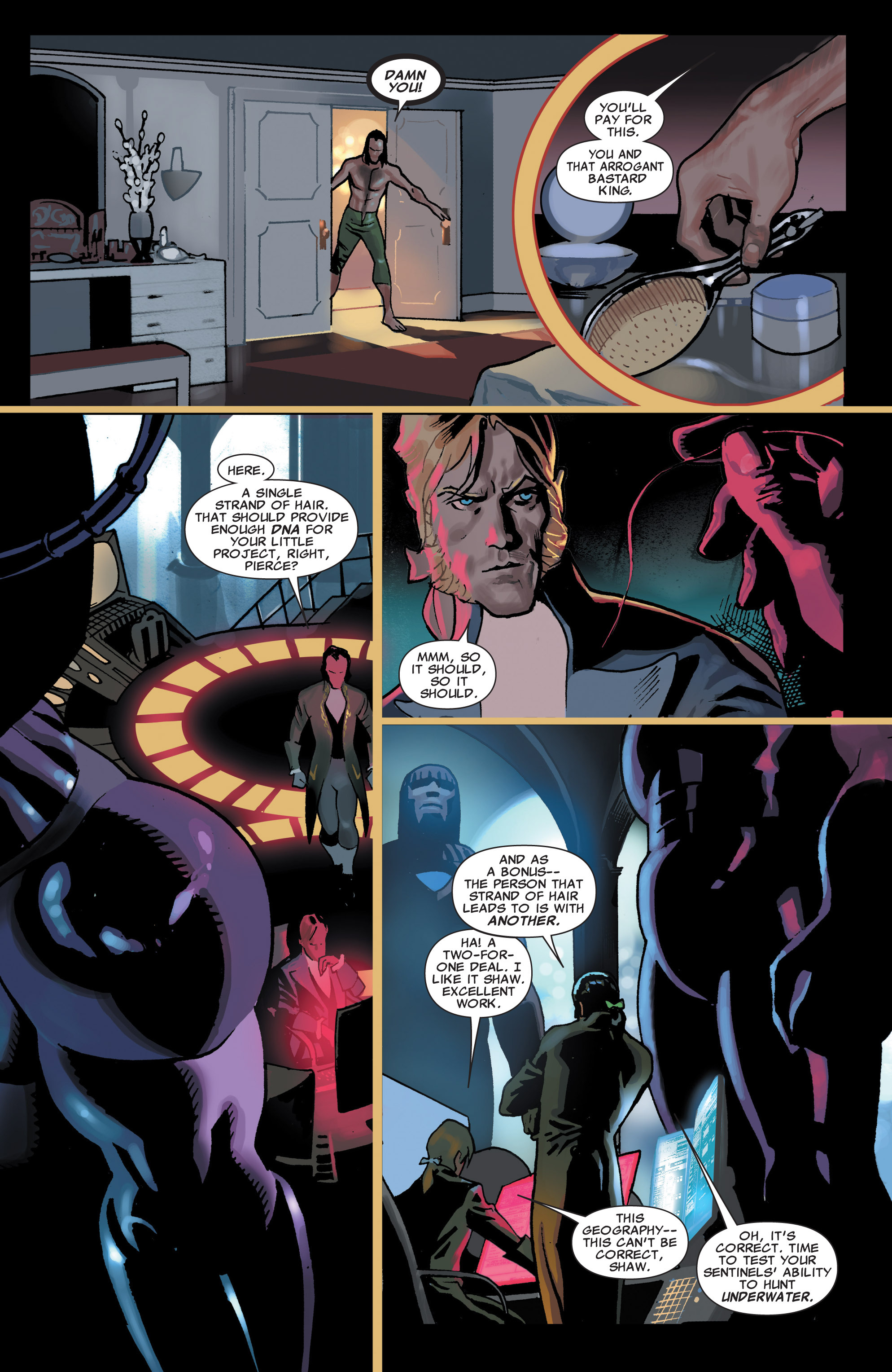Read online Uncanny X-Men (1963) comic -  Issue # _Annual 2 (2009) - 23