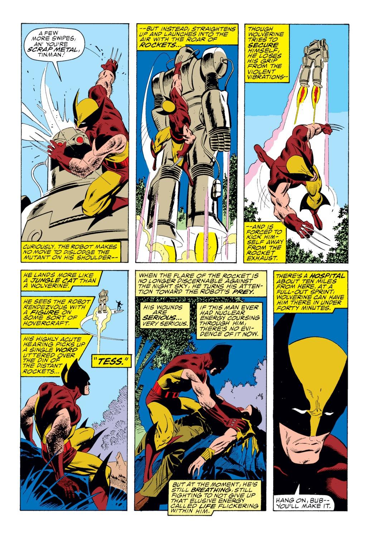 Read online Captain America (1968) comic -  Issue # _Annual 8 - 8
