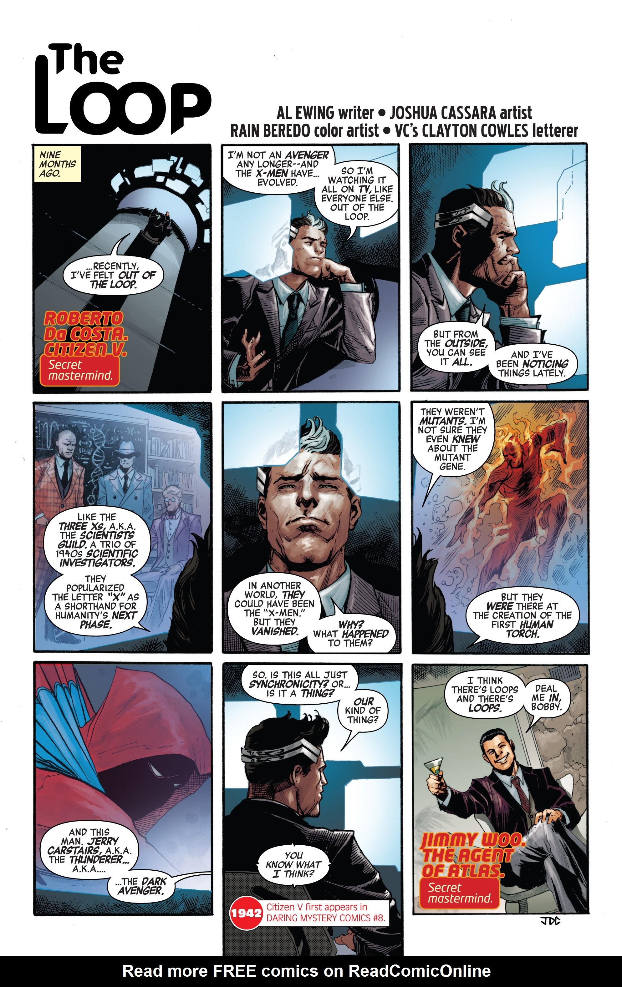 Read online Marvel Comics (2019) comic -  Issue #1000 - 6