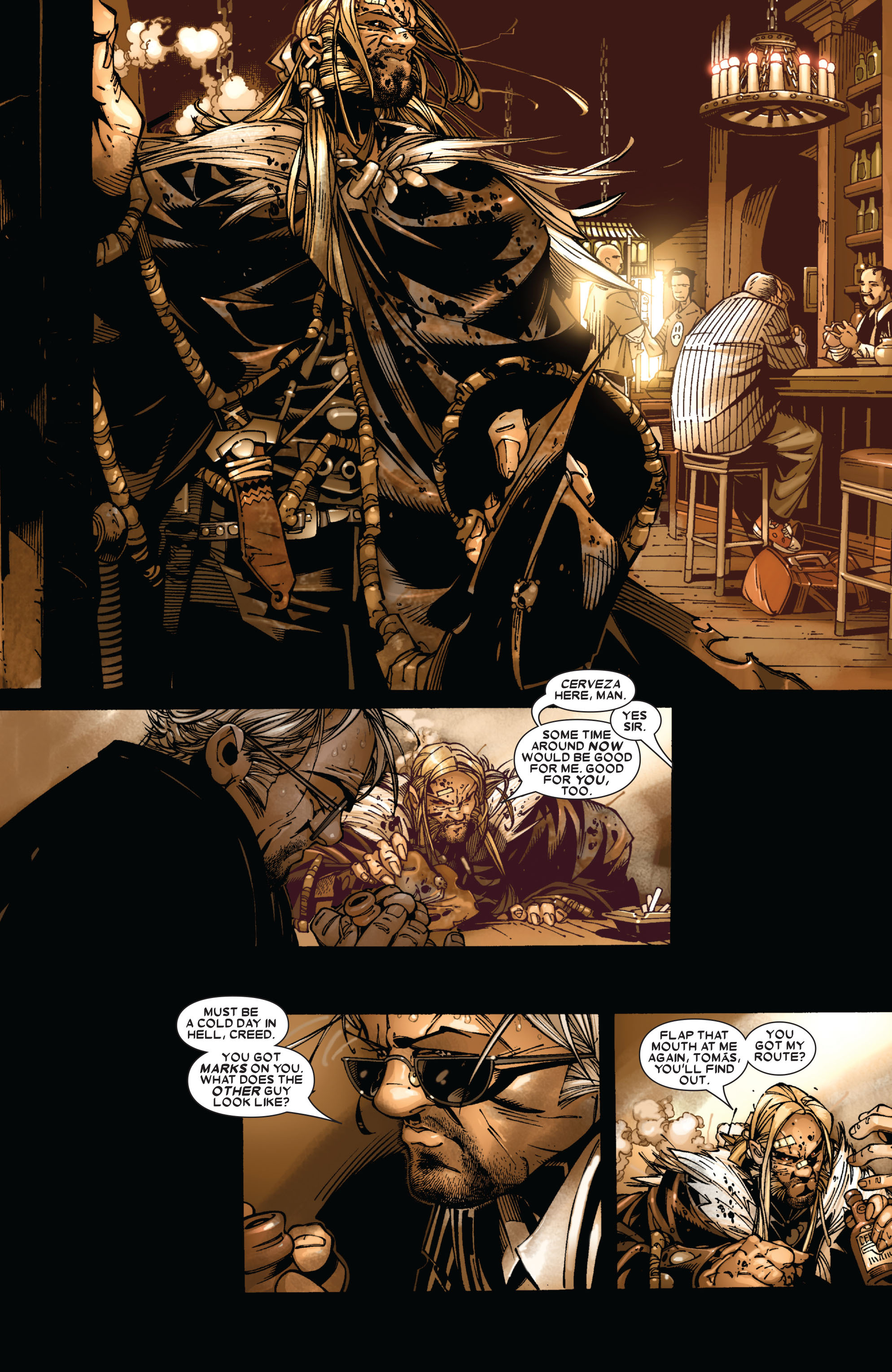X-Men (1991) 188 Page 3