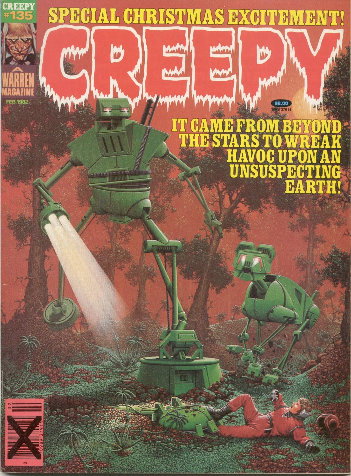 Creepy (1964) 135 Page 1