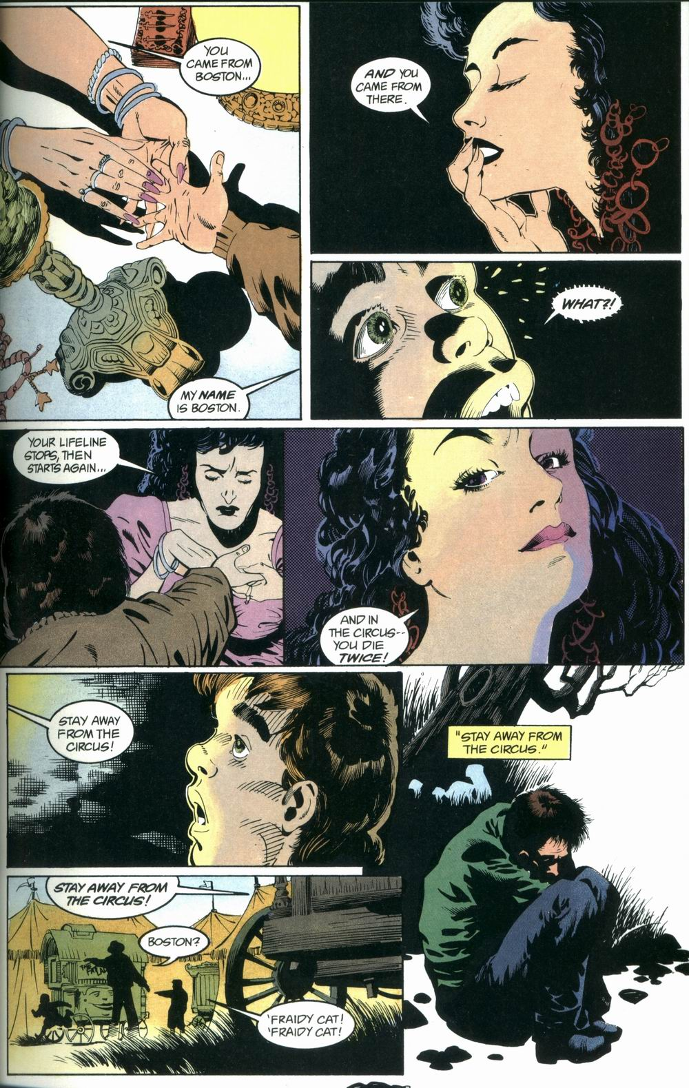 Read online Deadman: Love After Death comic -  Issue #2 - 5