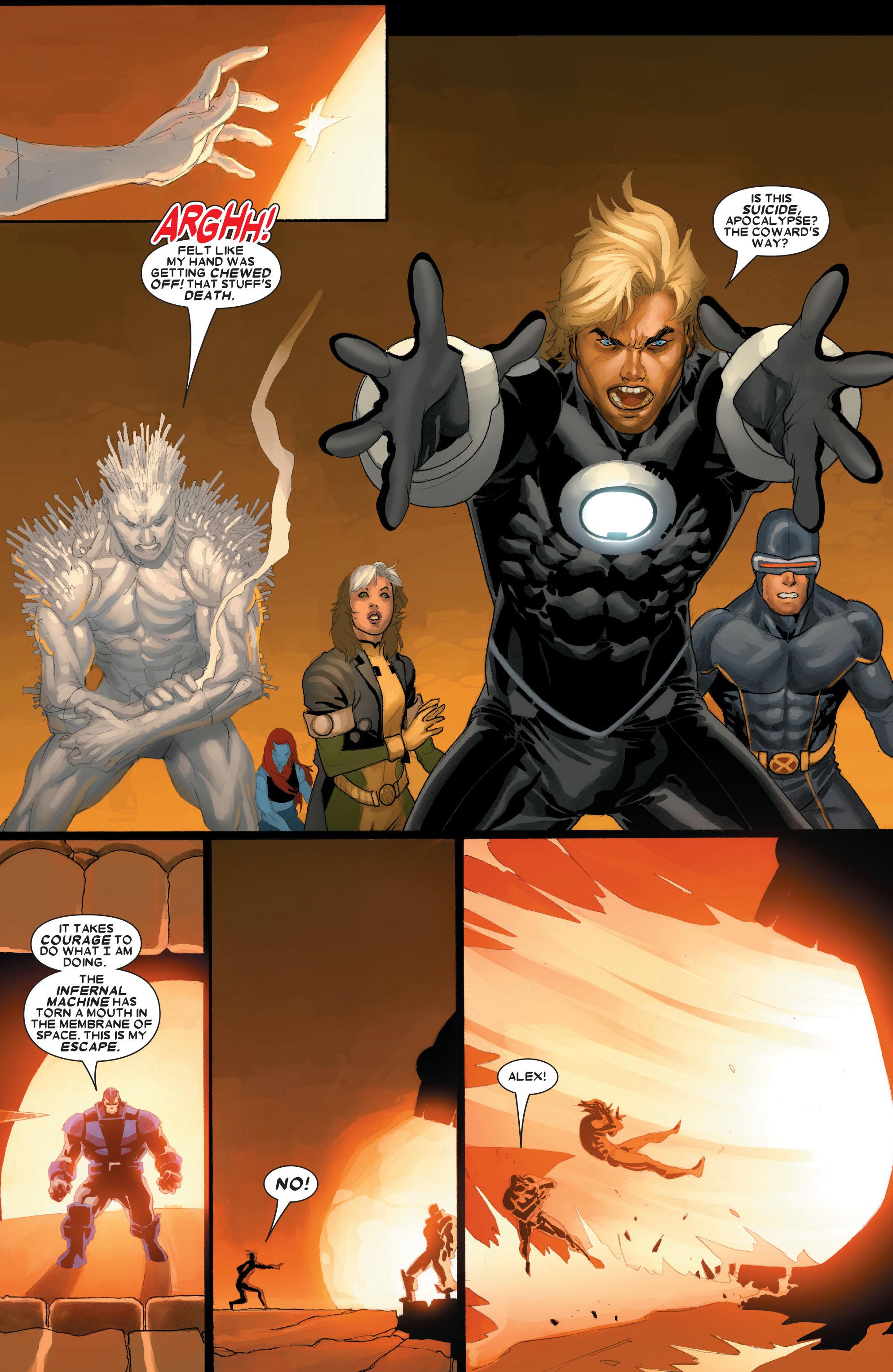 X-Men (1991) 186 Page 18
