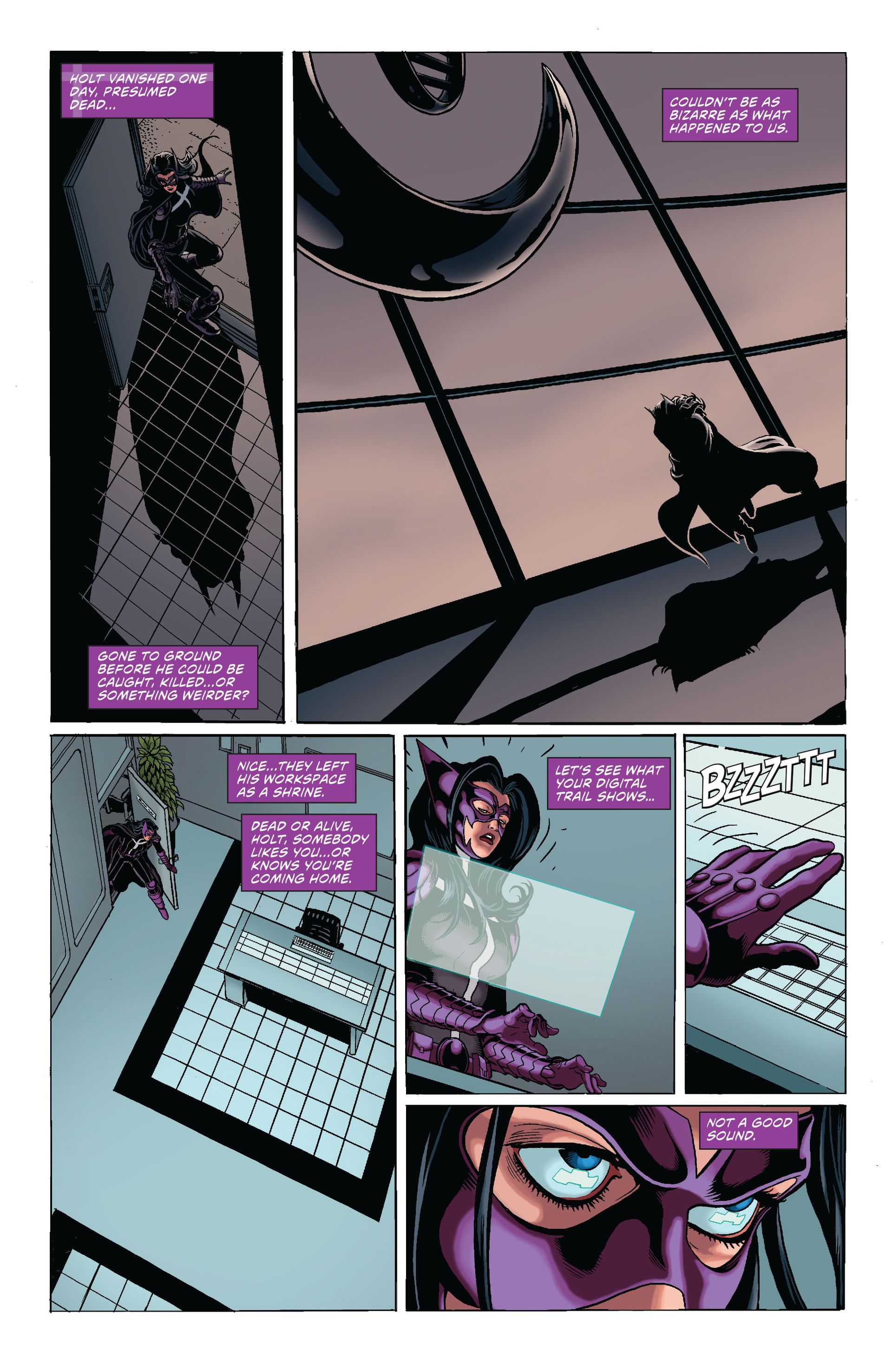 Read online Worlds' Finest comic -  Issue #10 - 8