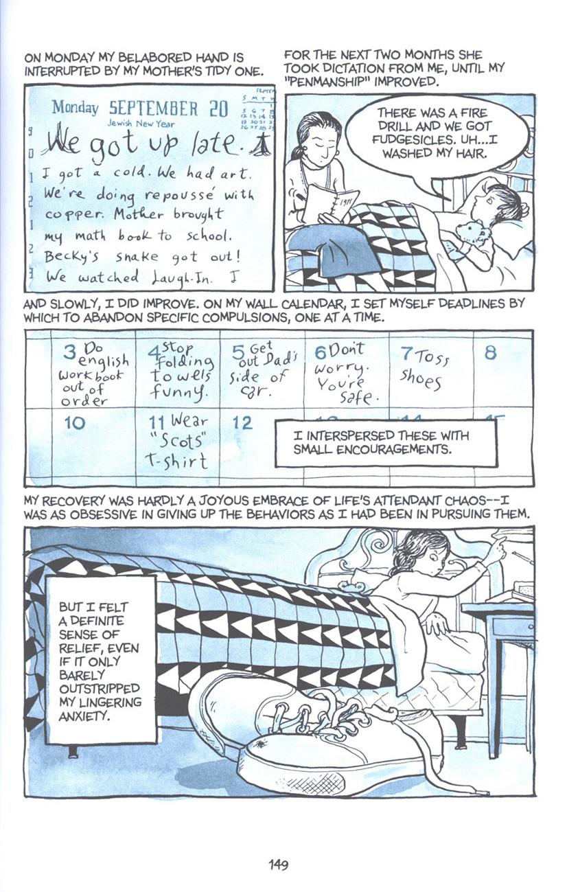 Read online Fun Home: A Family Tragicomic comic -  Issue # TPB - 155