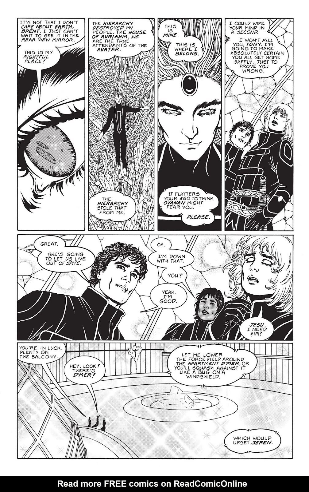 A Distant Soil (1991) issue 42 - Page 11