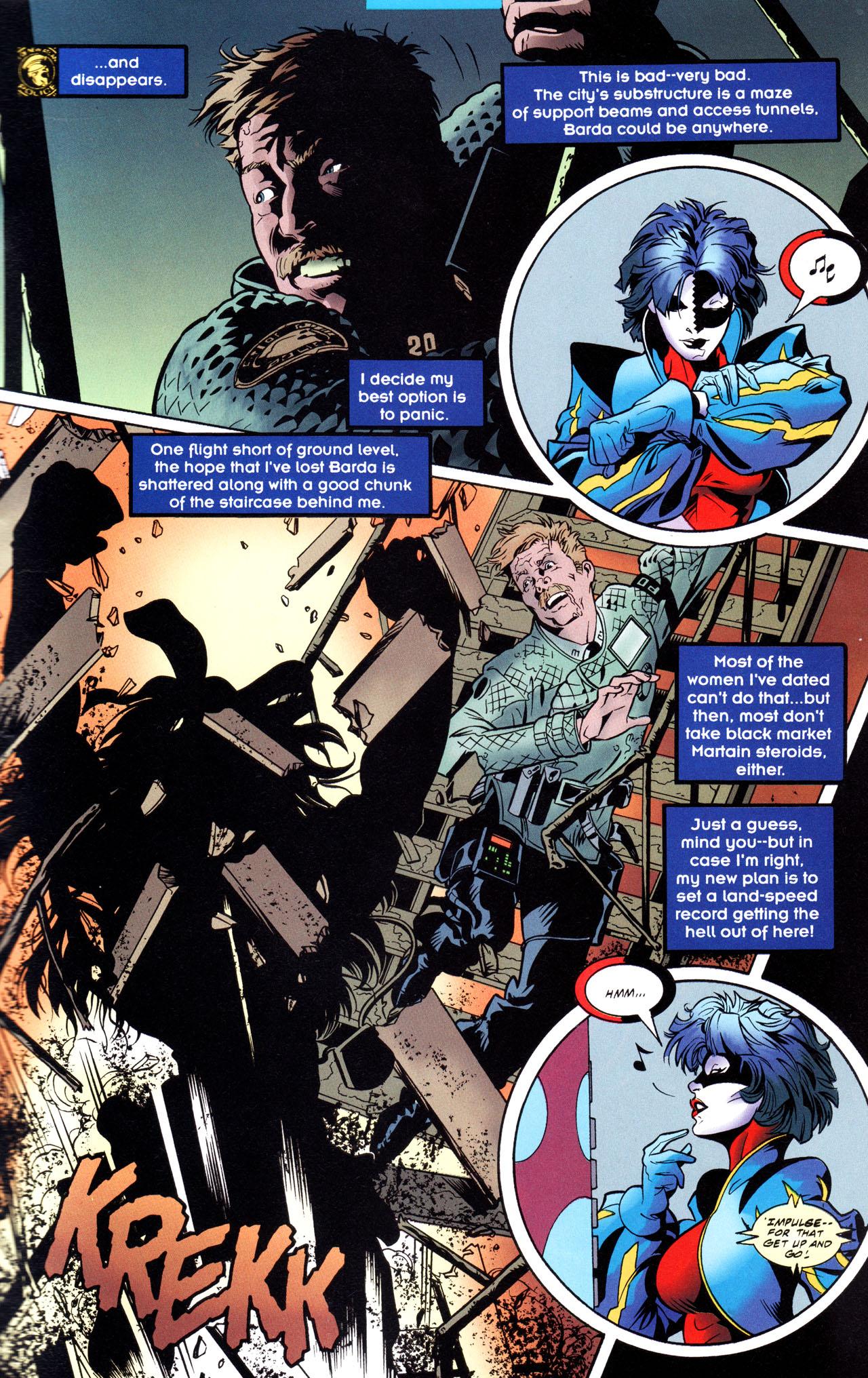 Read online Tangent Comics/ The Joker comic -  Issue # Full - 36