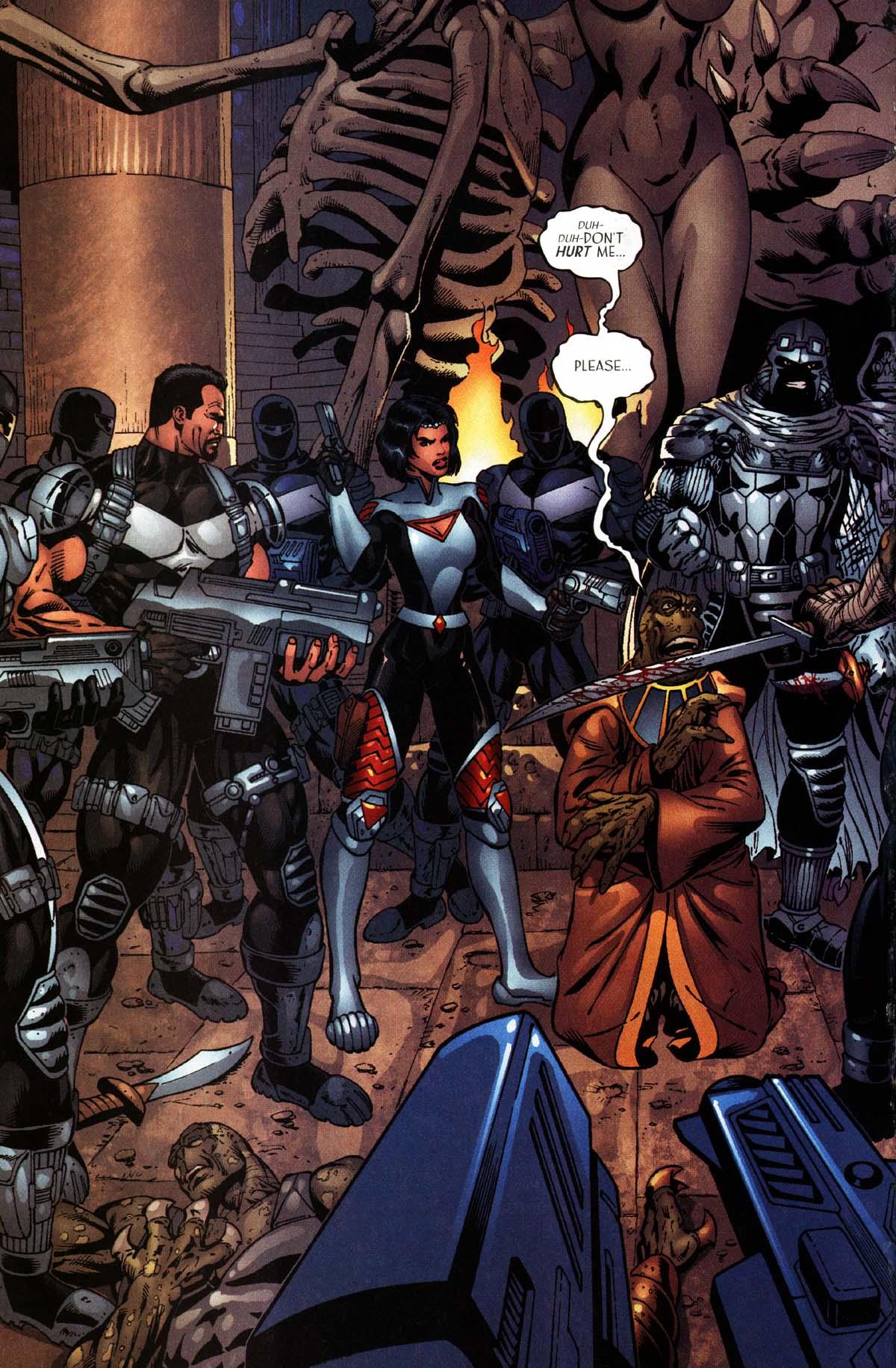 Read online Sigil (2000) comic -  Issue #27 - 23
