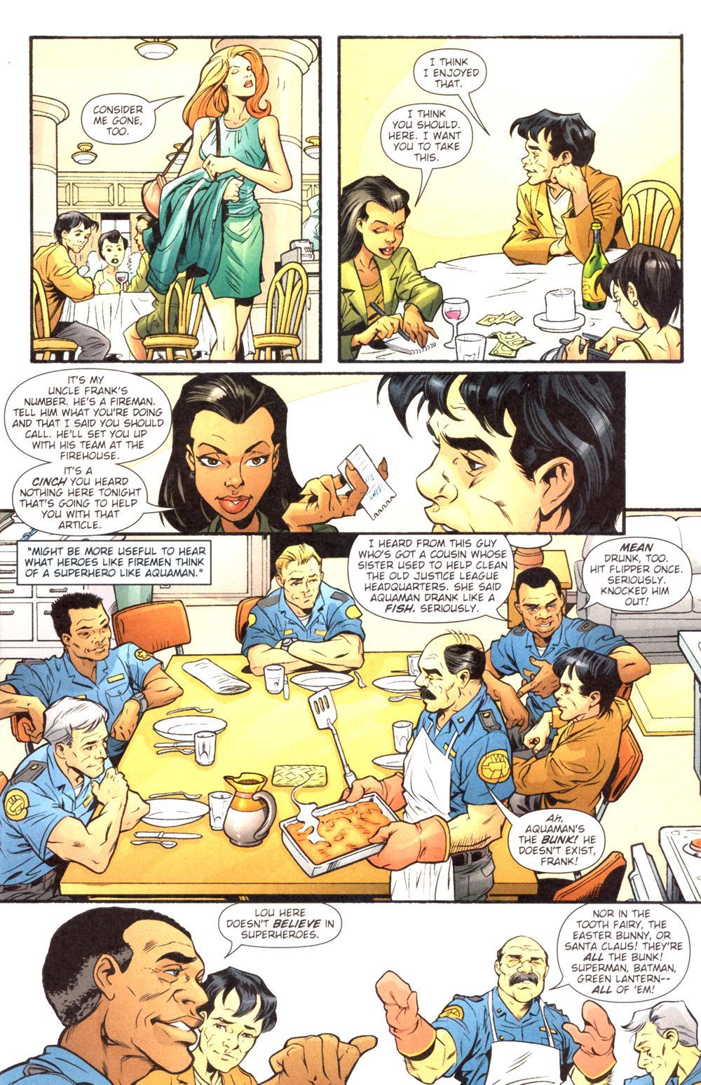 Read online Aquaman (2003) comic -  Issue #14 - 12