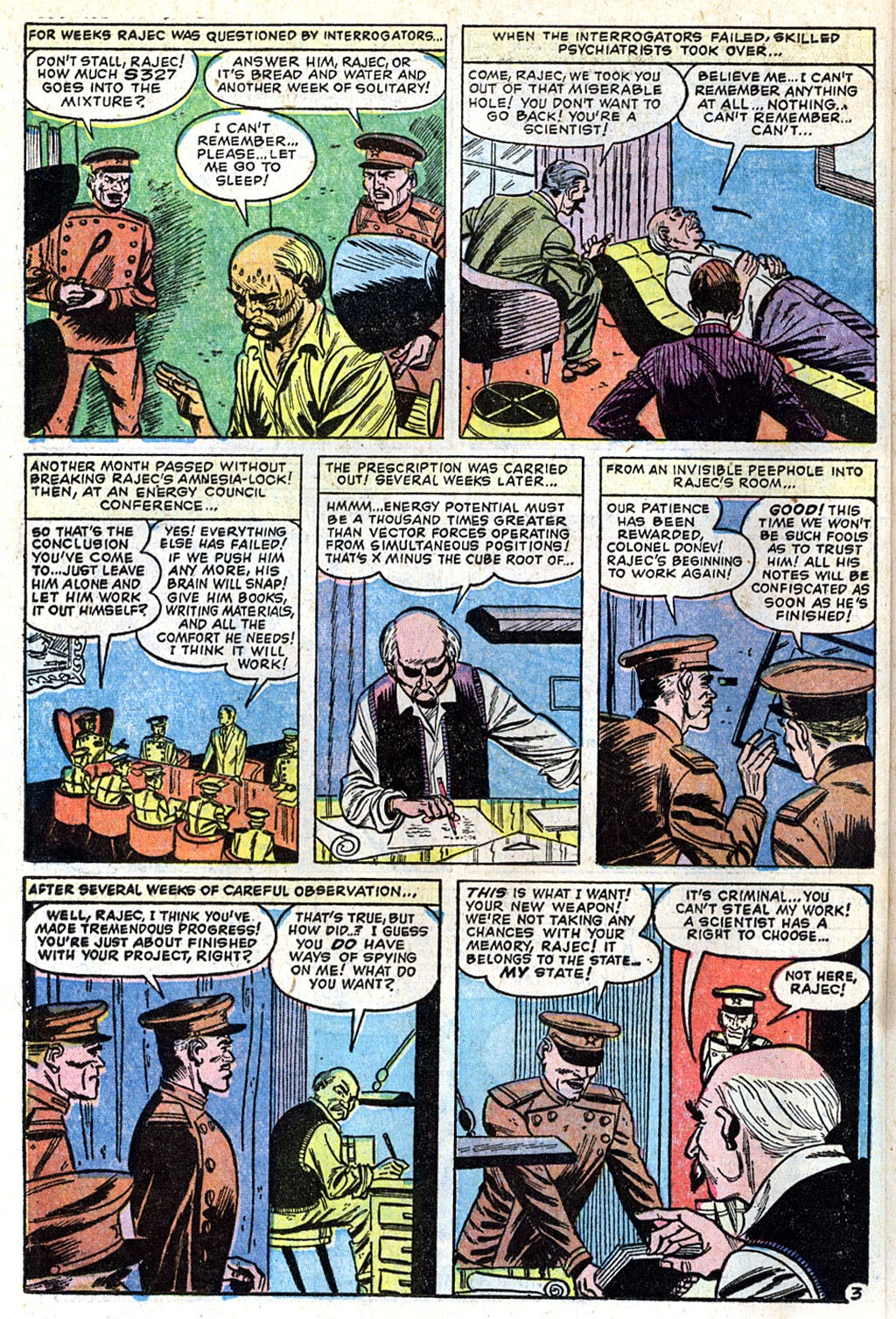 Mystic (1951) issue 61 - Page 20
