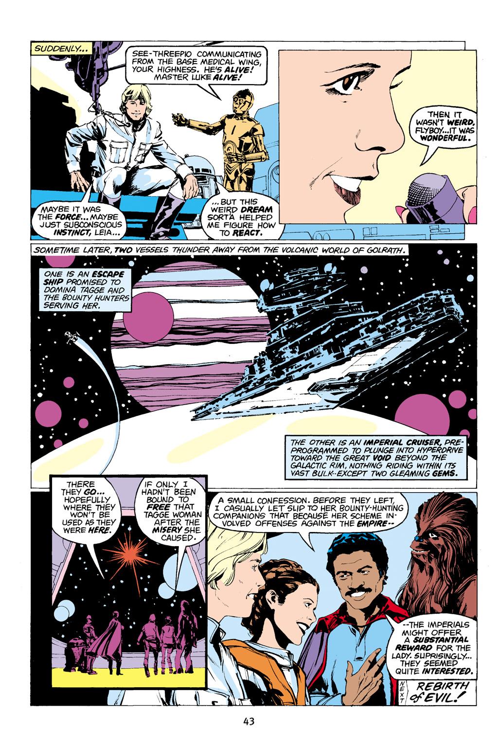 Read online Star Wars Omnibus comic -  Issue # Vol. 16 - 44