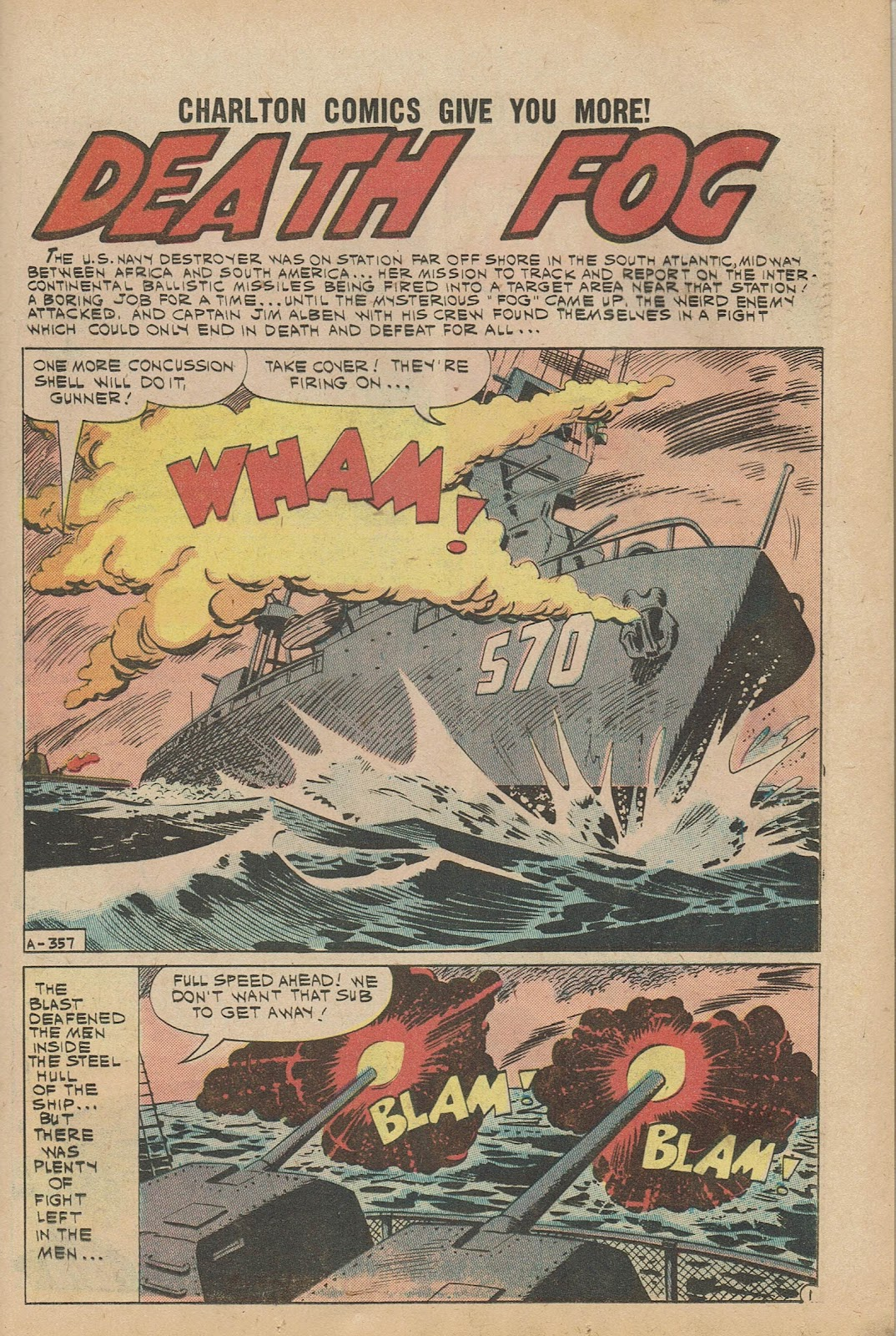 Read online Fightin' Navy comic -  Issue #98 - 25