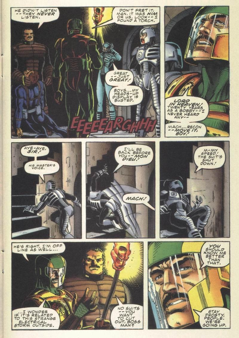 Read online Secret Weapons comic -  Issue #13 - 10