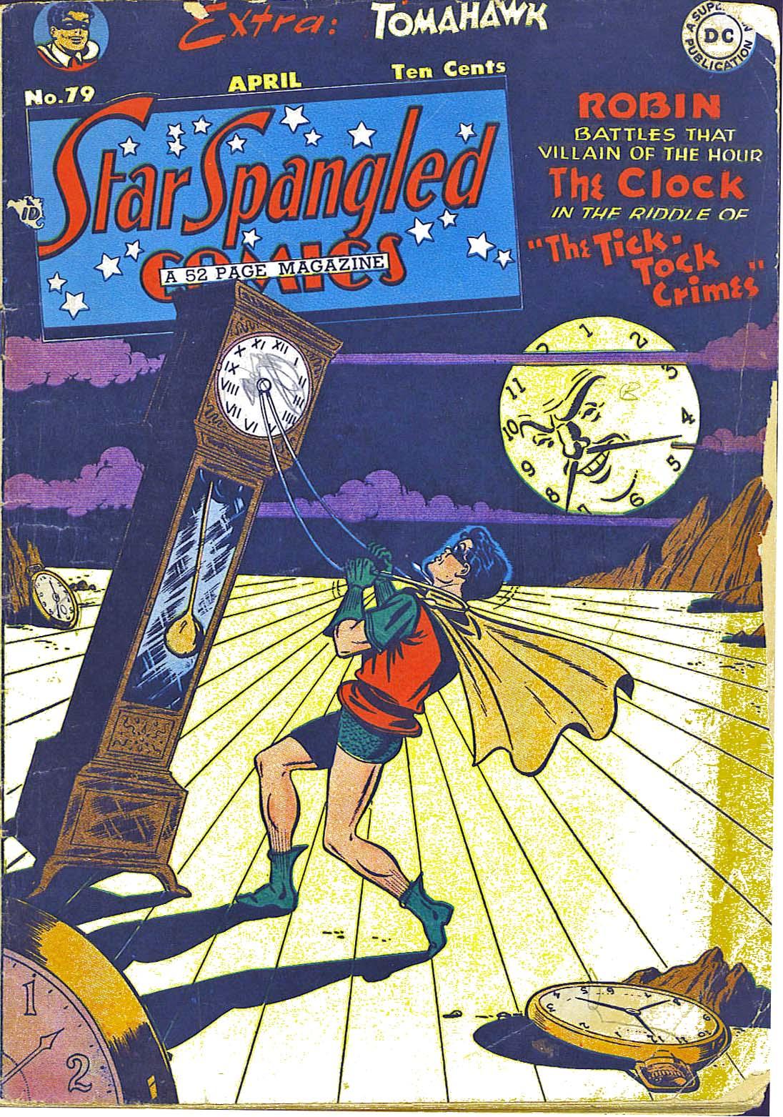 Star Spangled Comics (1941) 79 Page 1