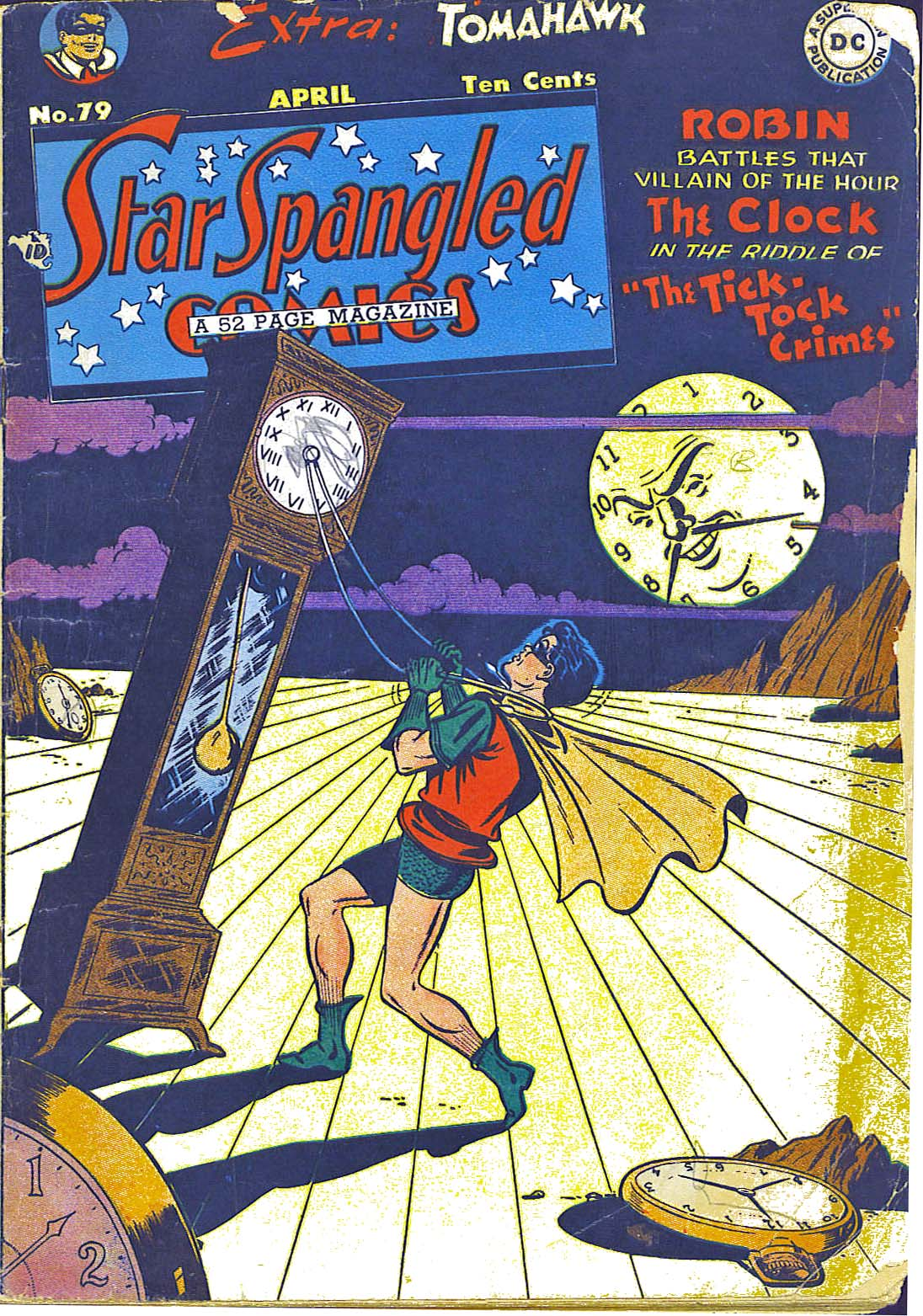 Star Spangled Comics (1941) issue 79 - Page 1