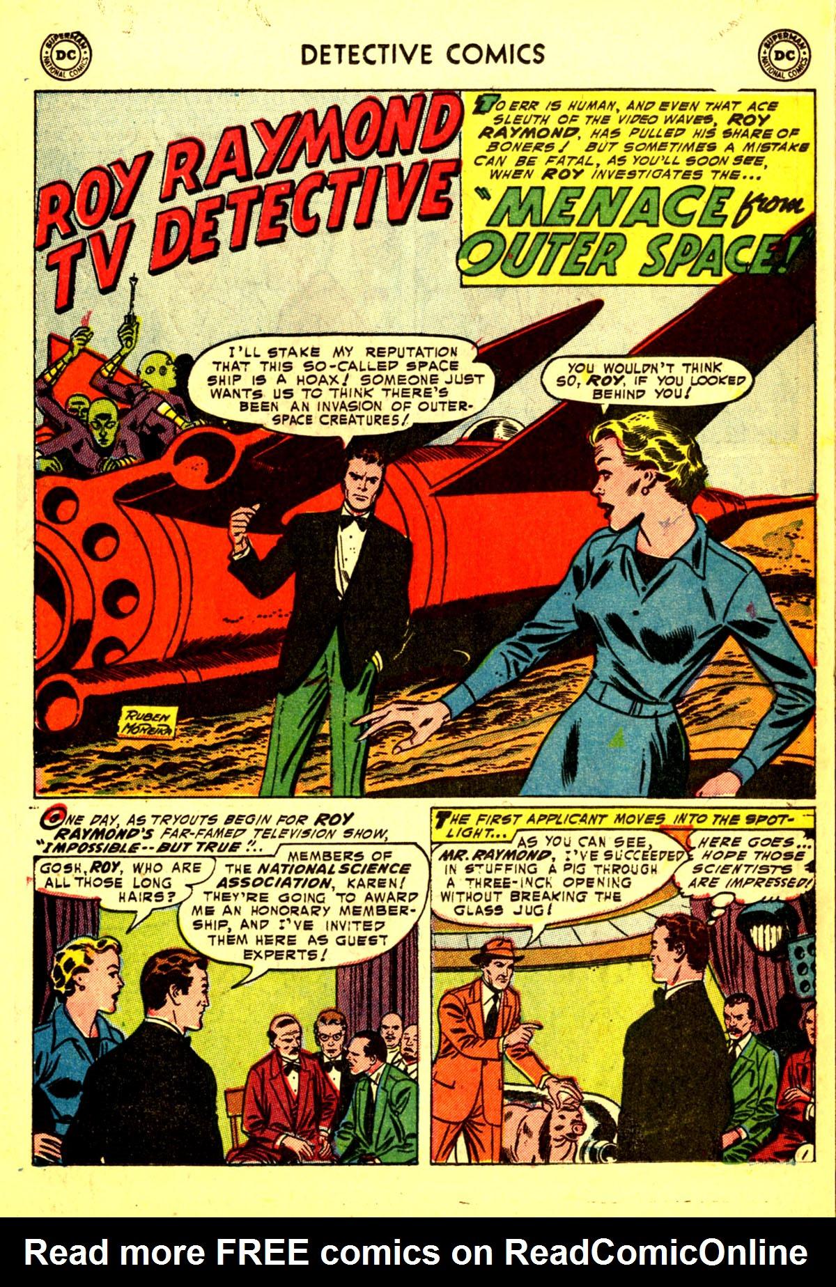 Read online Detective Comics (1937) comic -  Issue #211 - 17
