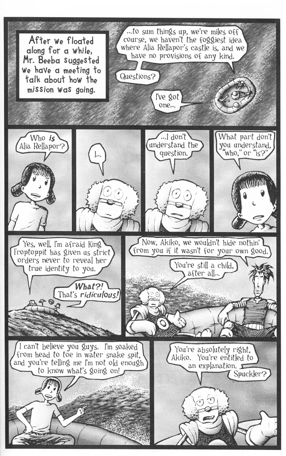 Read online Akiko comic -  Issue #Akiko _TPB 1 - 118