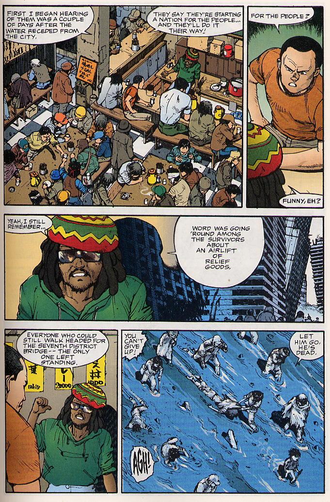 Read online Akira comic -  Issue #17 - 38