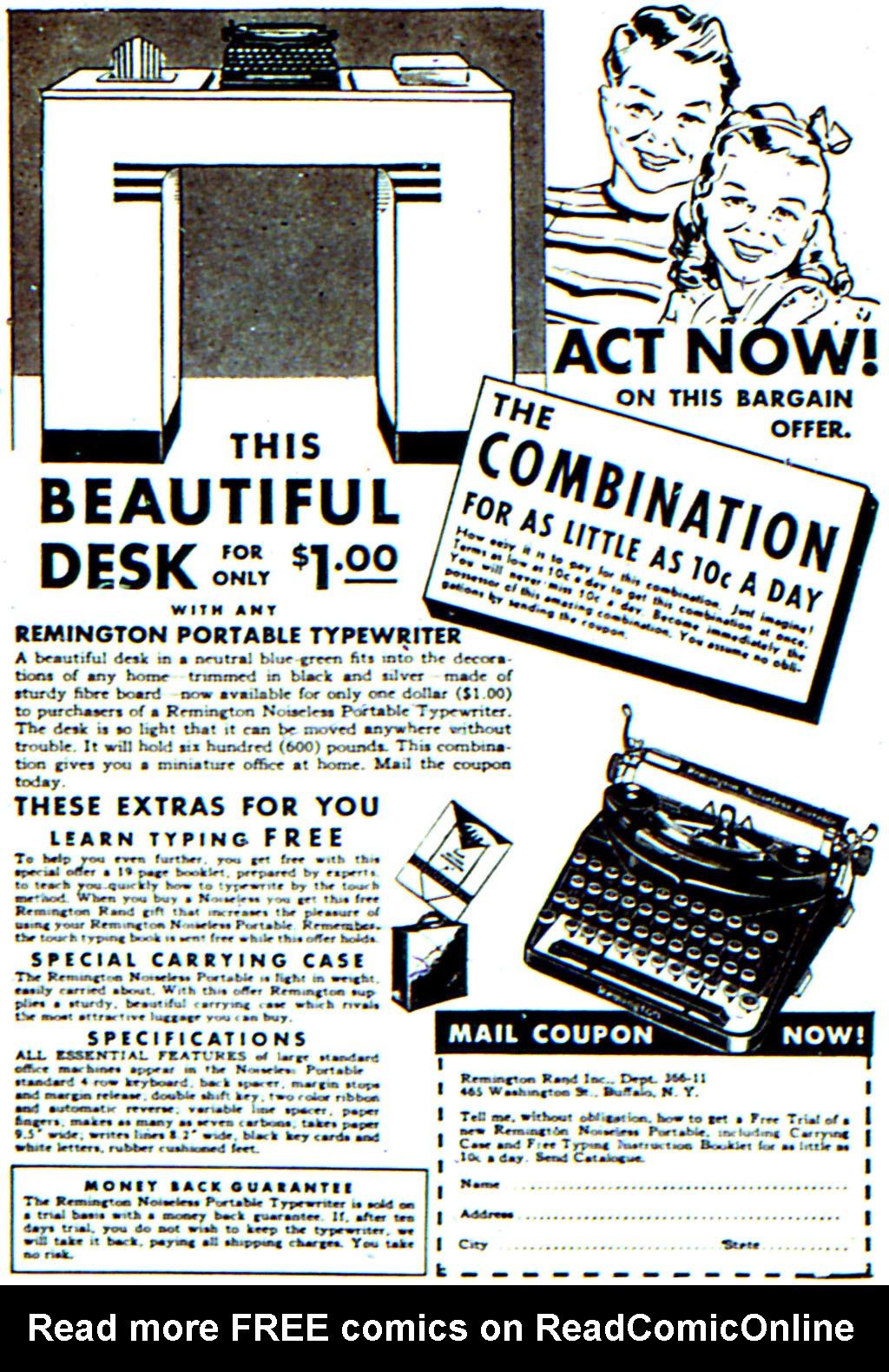 Read online Adventure Comics (1938) comic -  Issue #44 - 67