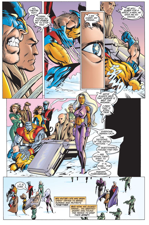 X-Men (1991) 87 Page 21