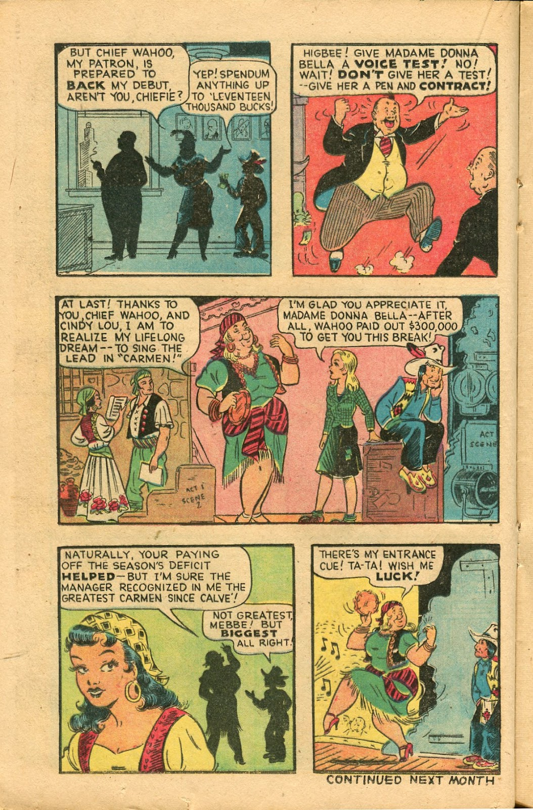 Read online Famous Funnies comic -  Issue #147 - 22