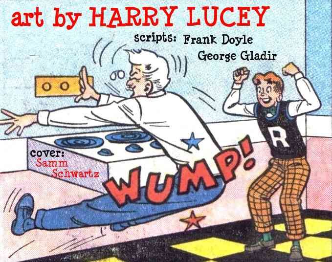 Read online Archie (1960) comic -  Issue #128 - 37