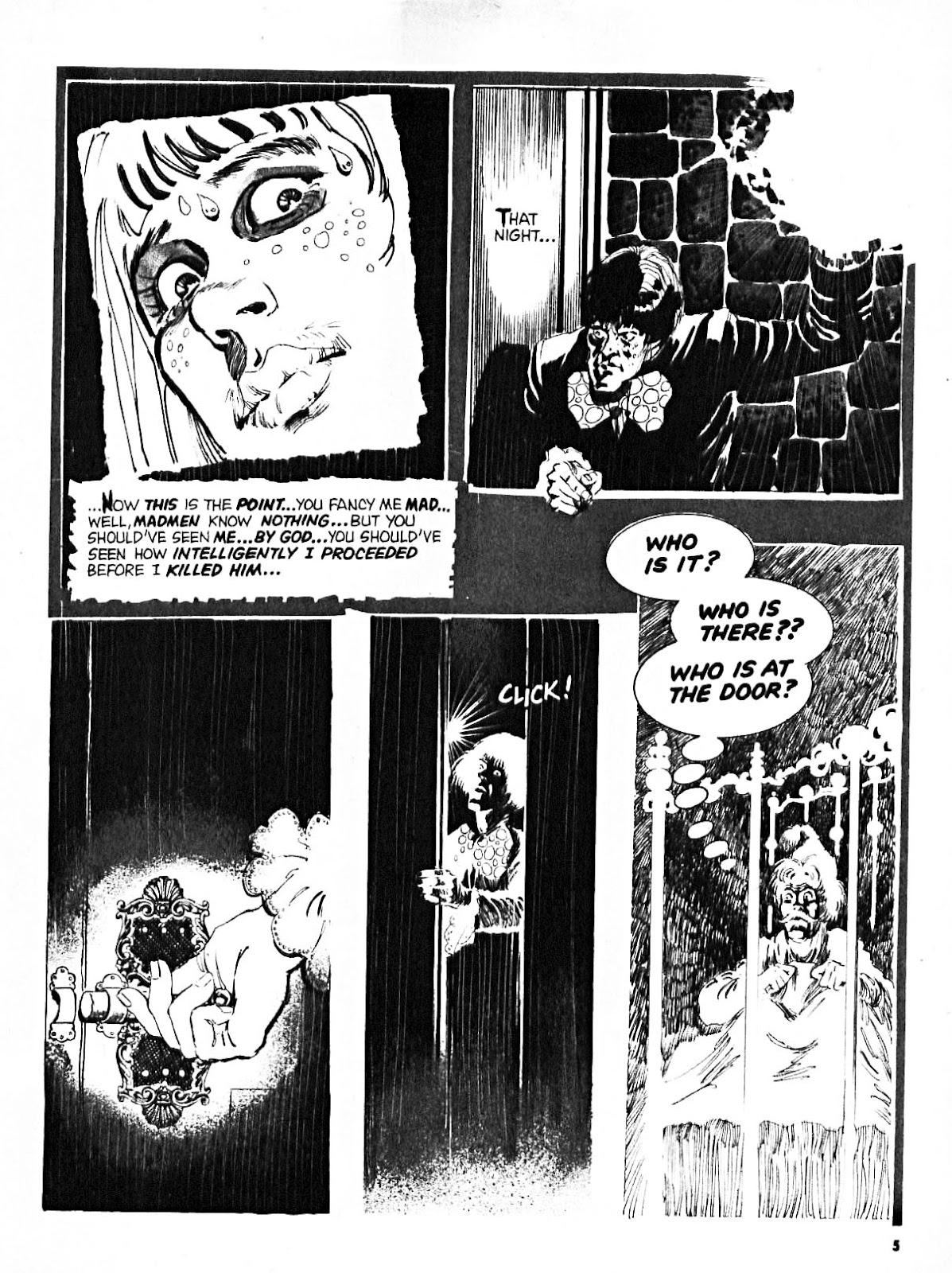 Scream (1973) issue 8 - Page 5