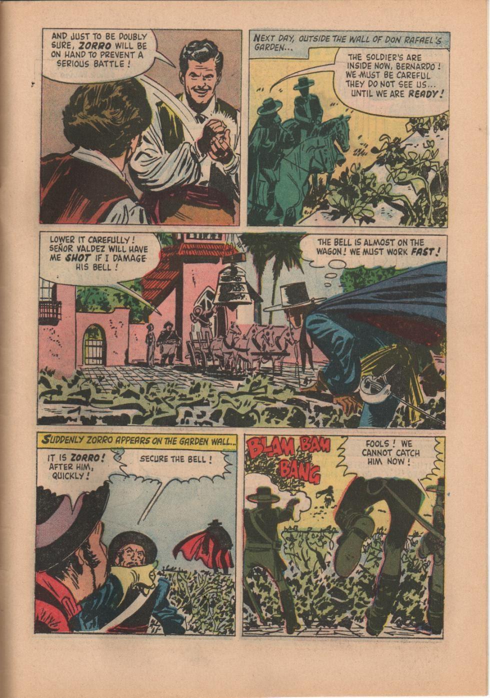 Zorro (1966) issue 5 - Page 31