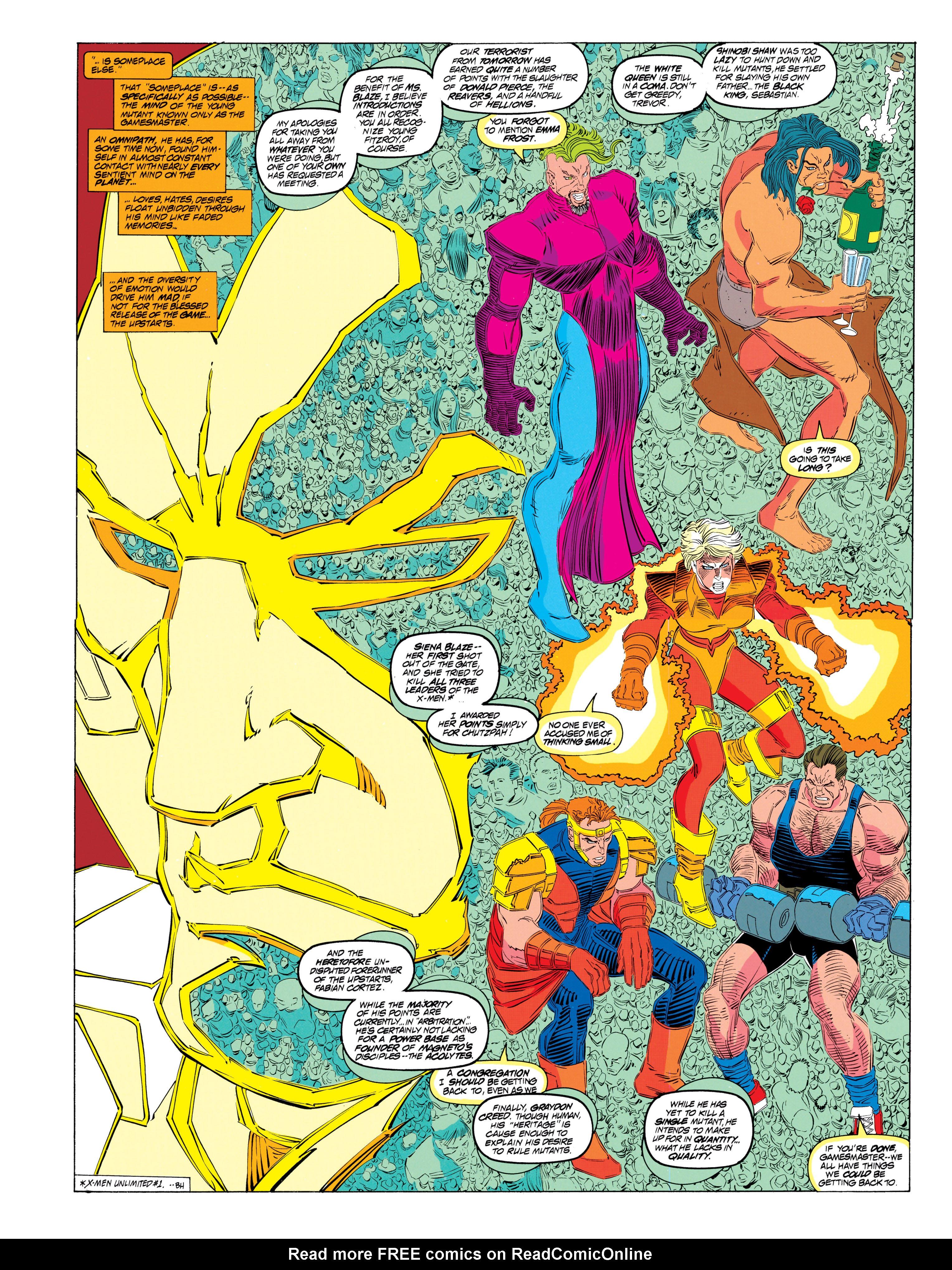 Read online Uncanny X-Men (1963) comic -  Issue #301 - 5
