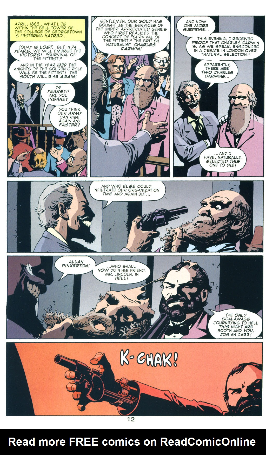 Read online Batman: Detective #27 comic -  Issue #27 TPB - 18