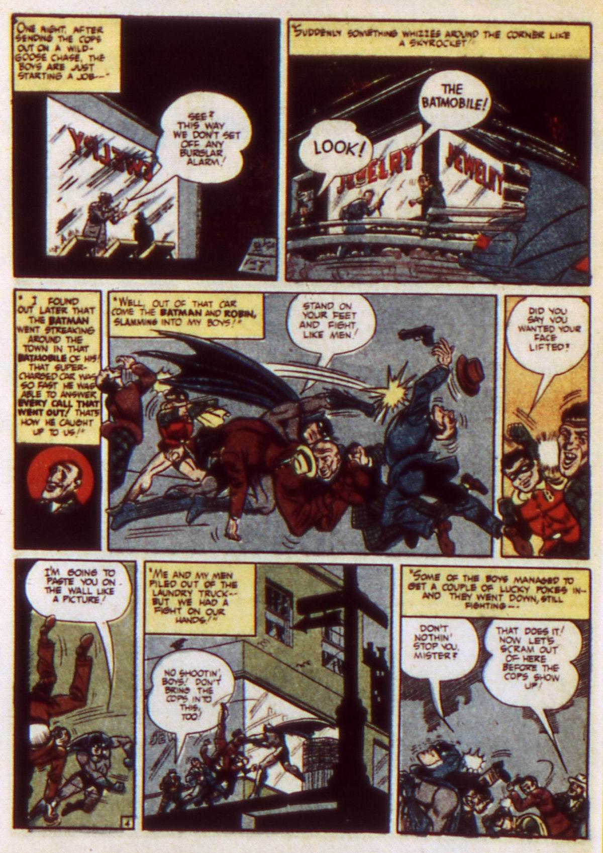 Detective Comics (1937) 61 Page 5