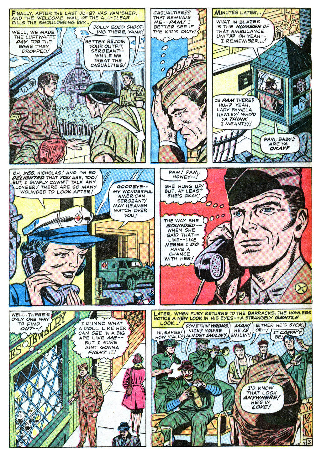 Read online Sgt. Fury comic -  Issue #18 - 5