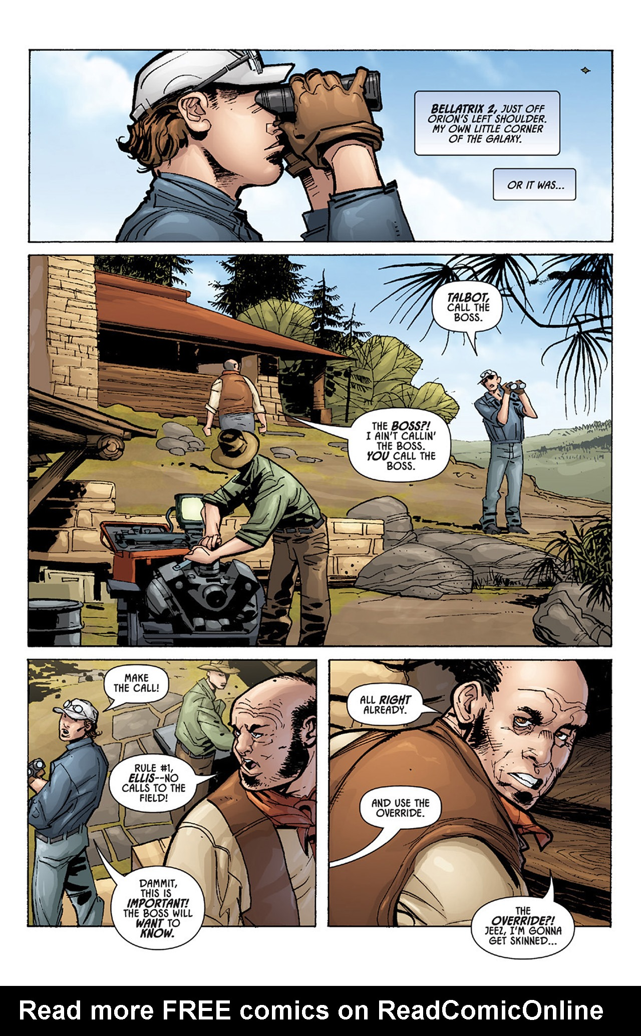 Read online Aliens vs. Predator: Three World War comic -  Issue #1 - 13