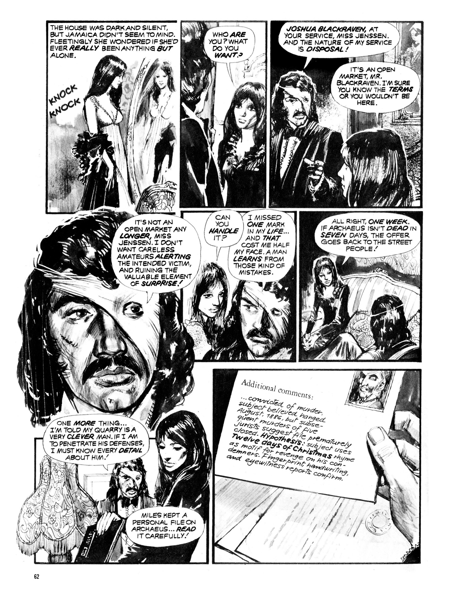 Read online Eerie Archives comic -  Issue # TPB 13 - 63