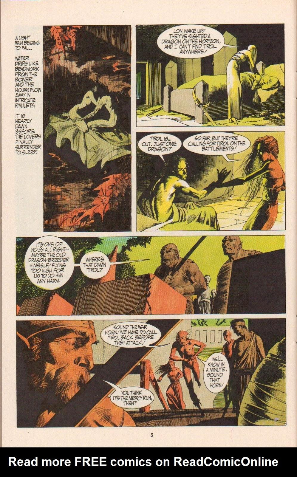 Read online Dalgoda comic -  Issue #4 - 30