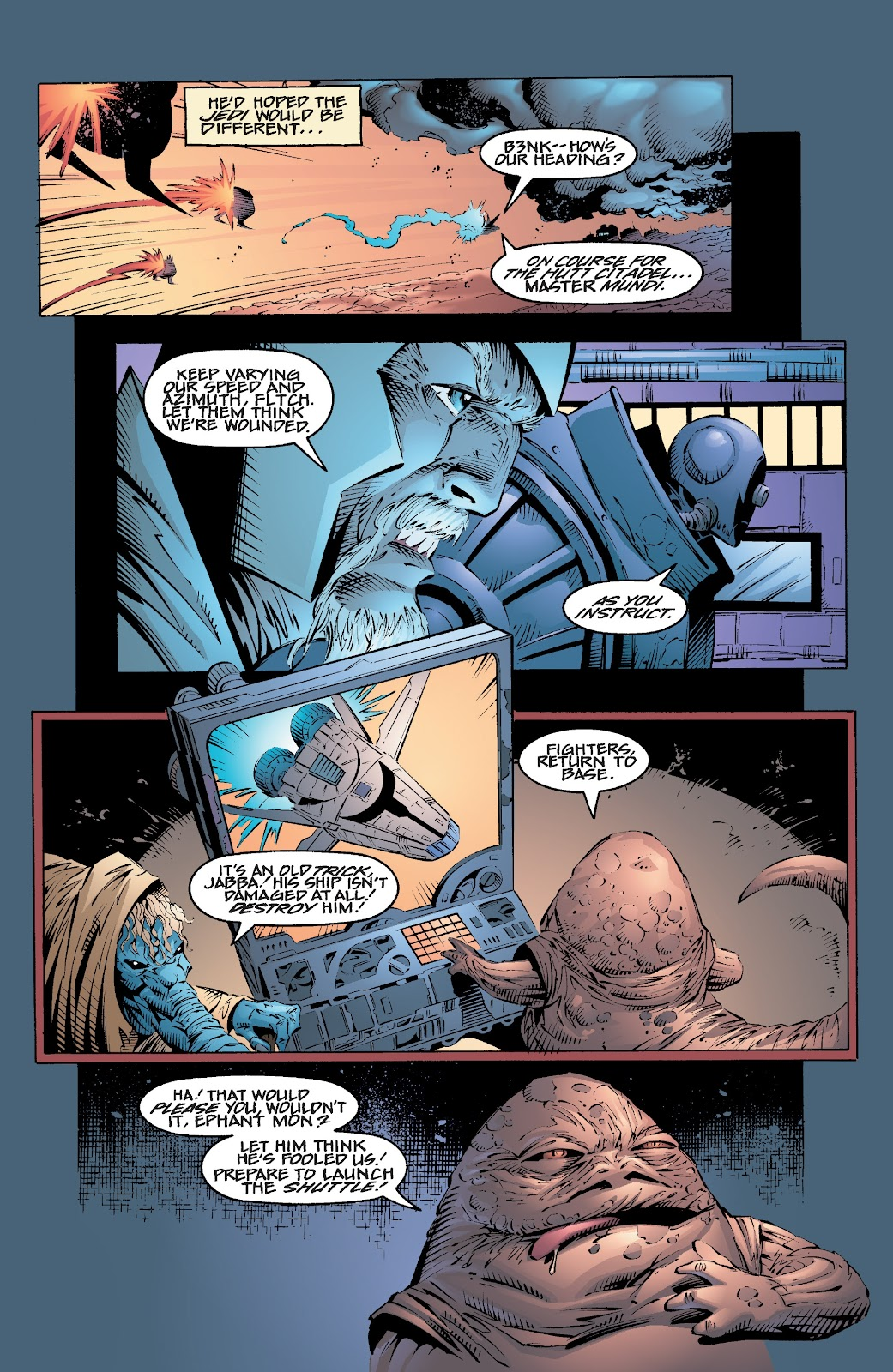 Read online Star Wars Legends: Rise of the Sith - Epic Collection comic -  Issue # TPB 2 (Part 2) - 17