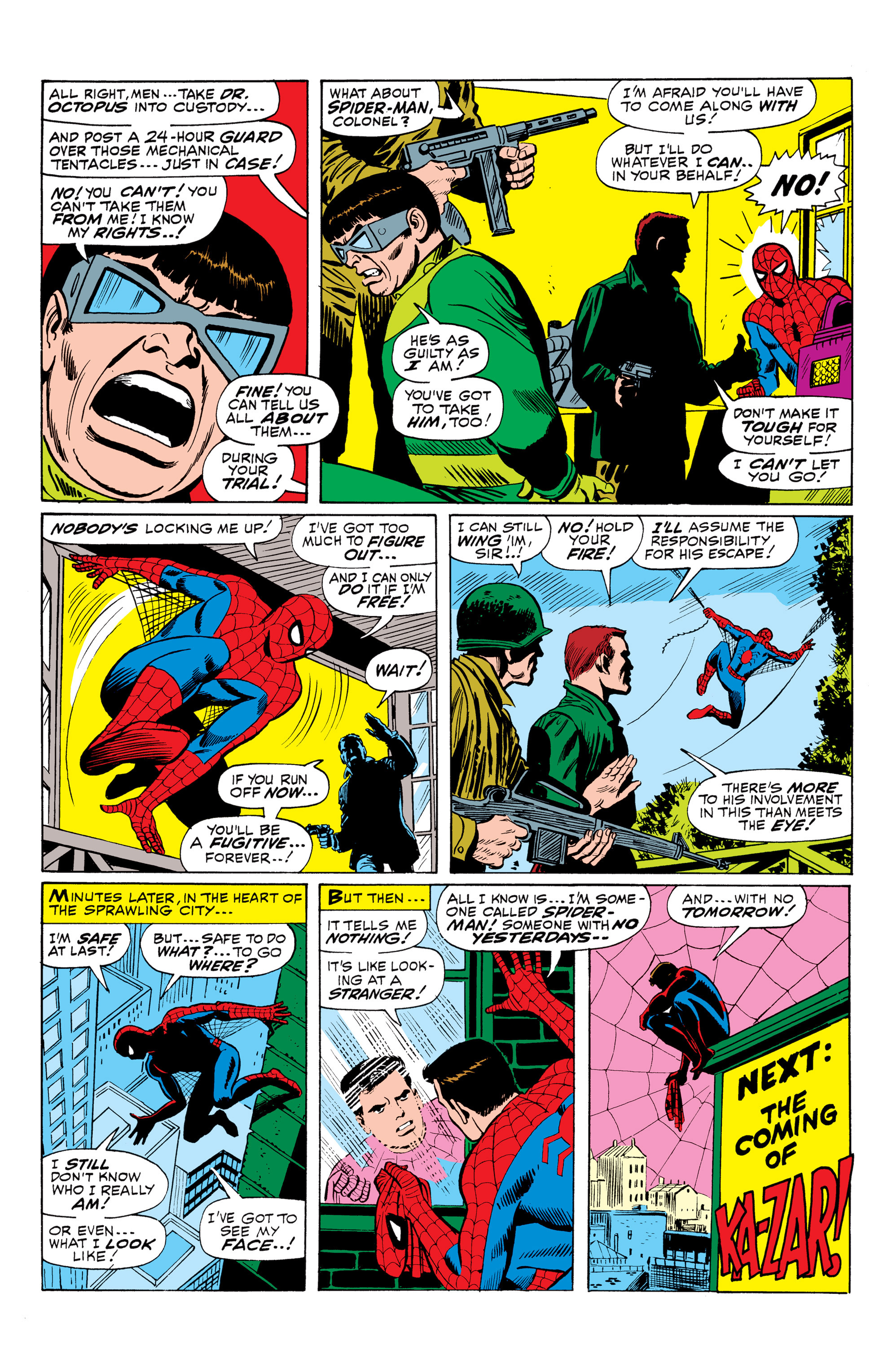 The Amazing Spider-Man (1963) 56 Page 20