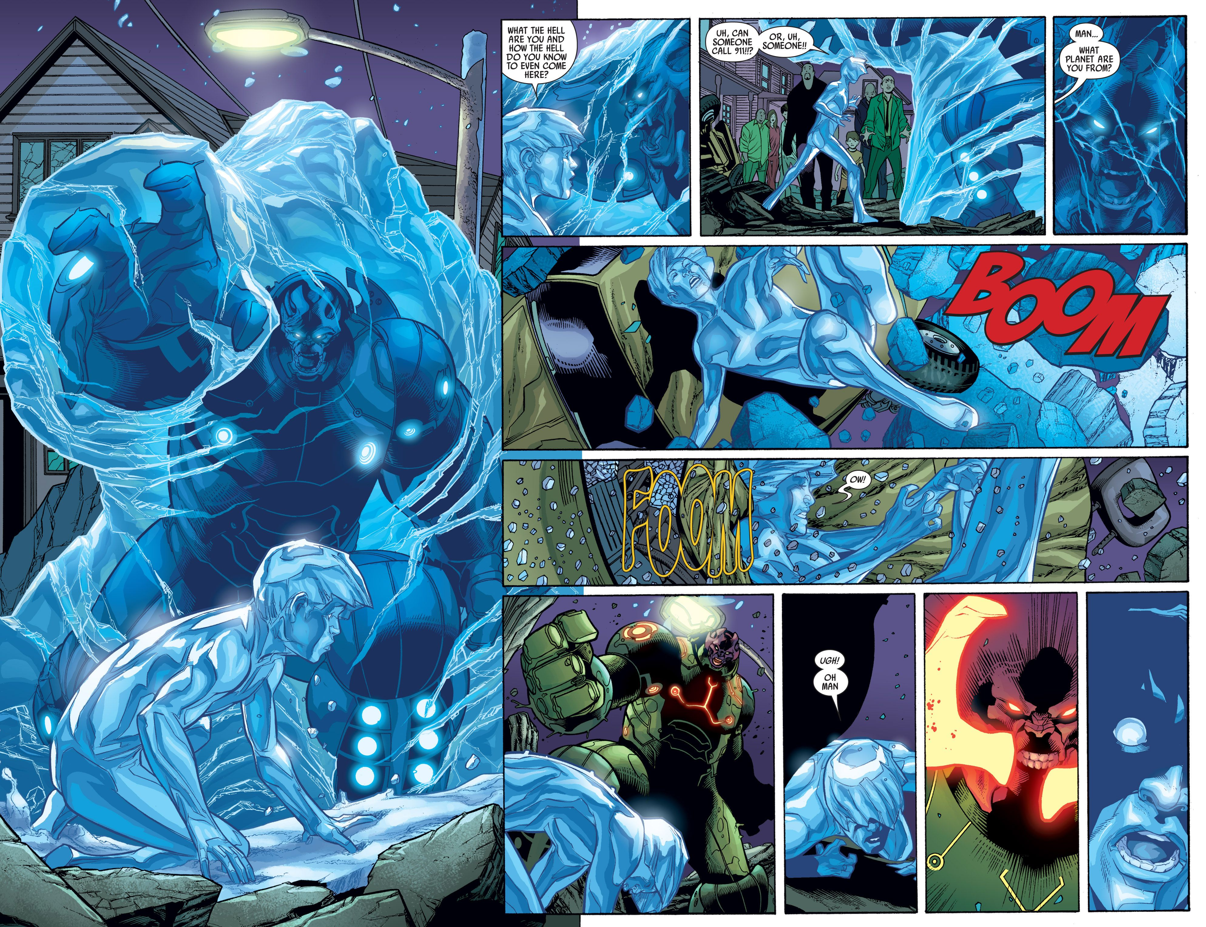 Read online Ultimate Comics Doomsday comic -  Issue # Full - 59