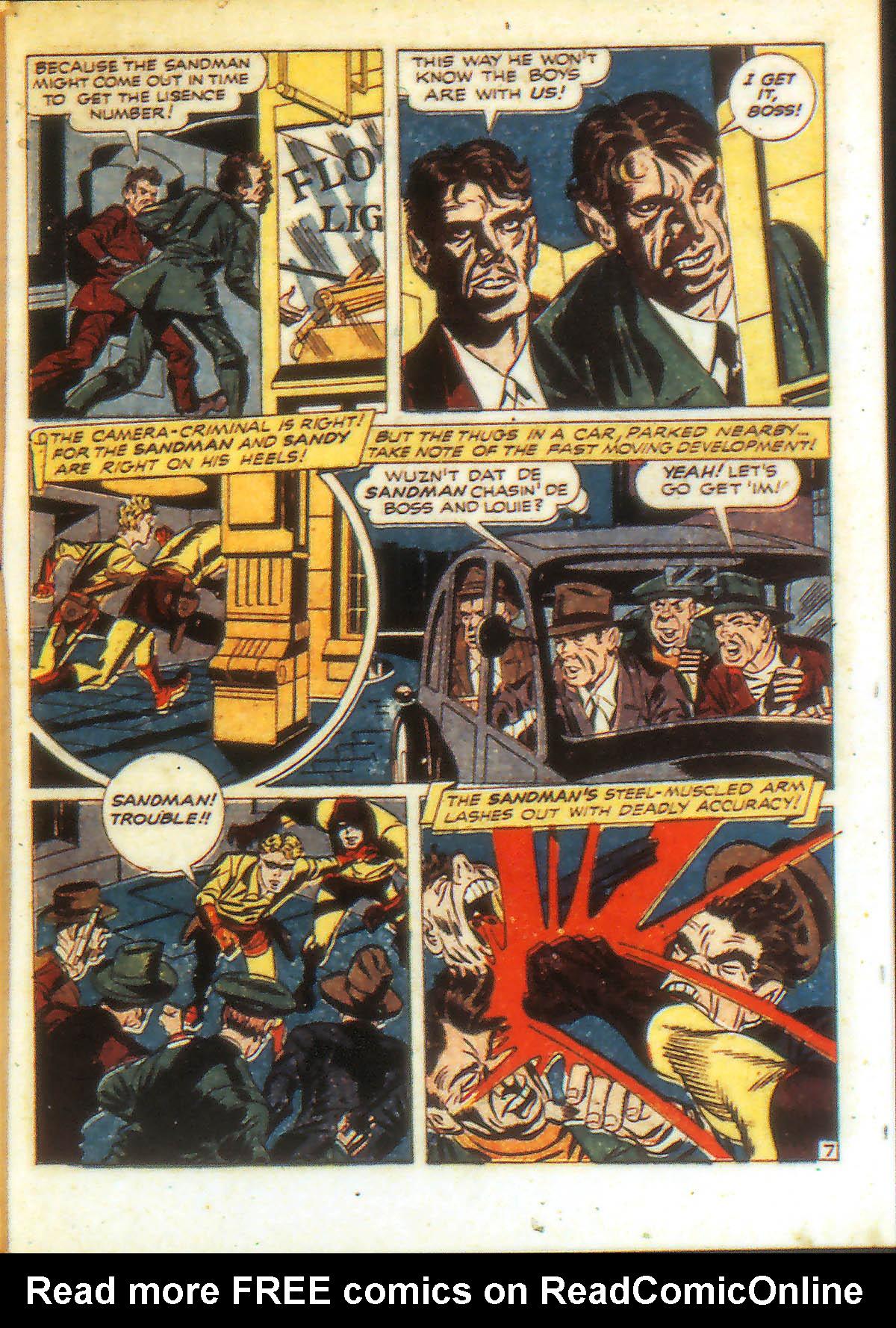 Read online Adventure Comics (1938) comic -  Issue #90 - 9