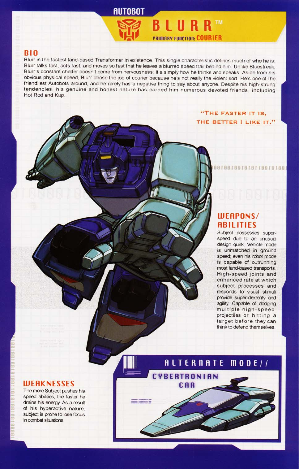 Read online Transformers: More than Meets the Eye comic -  Issue #1 - 35