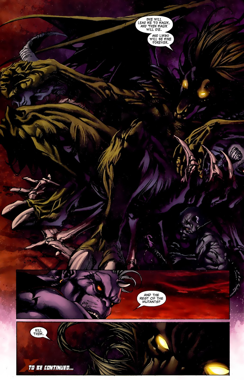 Read online X-Men: Second Coming Revelations comic -  Issue # TPB (Part 2) - 4