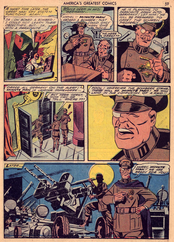 Read online America's Greatest Comics comic -  Issue #7 - 58