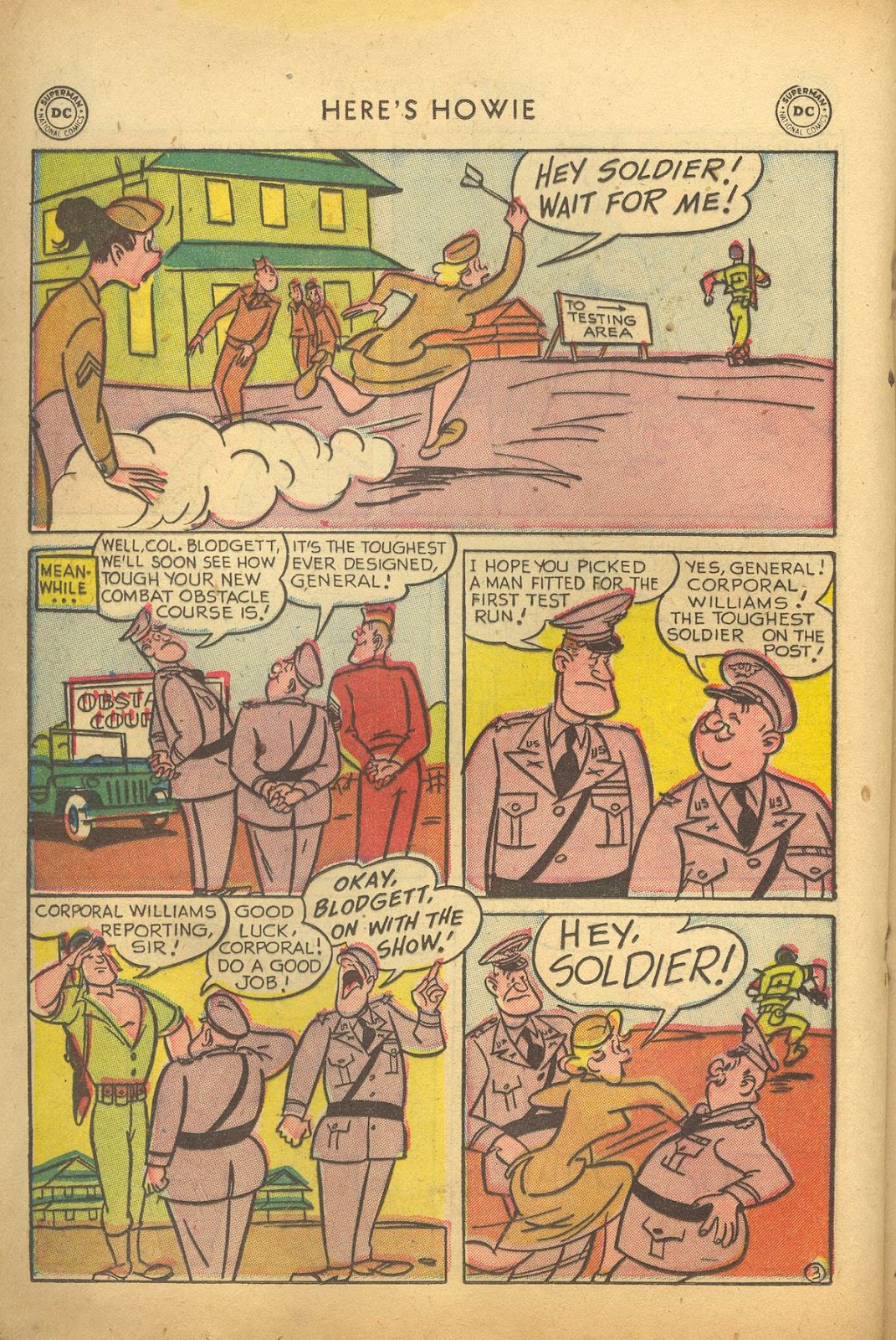 Here's Howie Comics issue 10 - Page 20